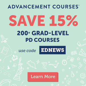 Advancement Courses Coupon